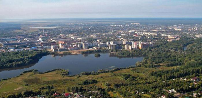 popolazione di Bryansk