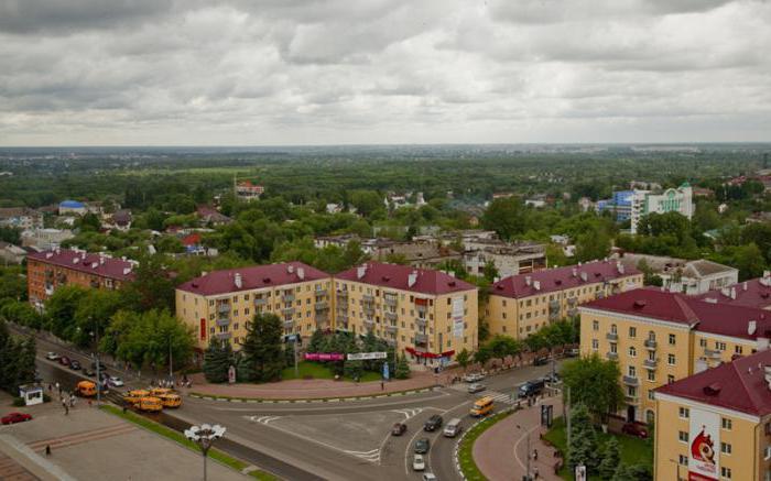 quante persone in bryansk