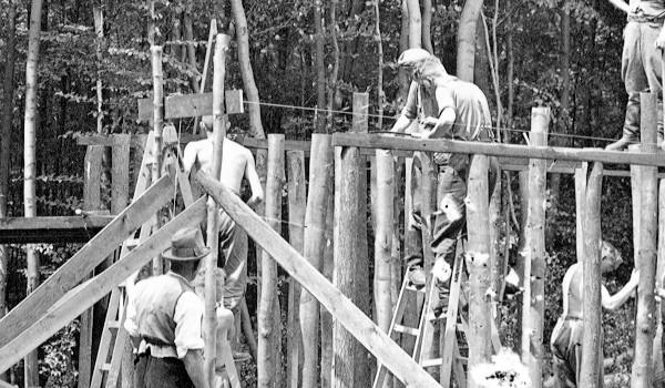 prigionieri di buchenwald