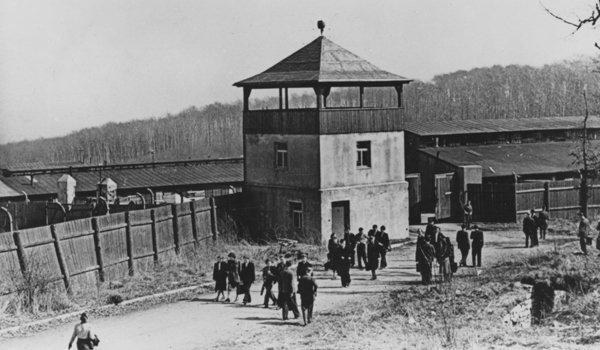 campo di concentramento di buchenwald