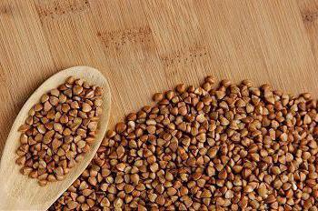la più grande varietà di grano saraceno