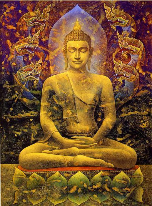 dovolená buddhismu