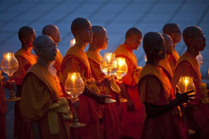 Buddhistické svátky