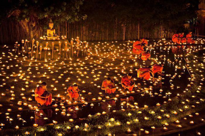 asalha buddhismus svátky