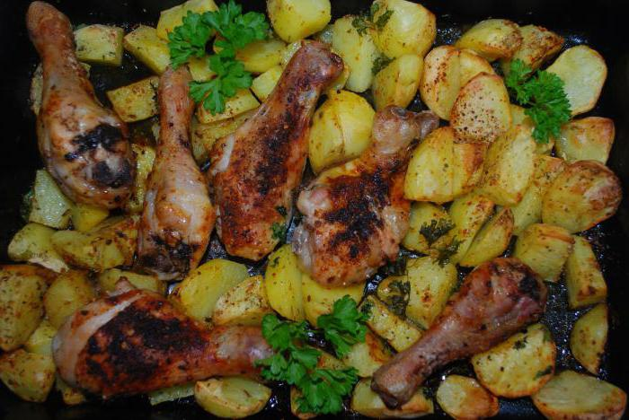 Cosa può essere cucinato per una cena a base di patate