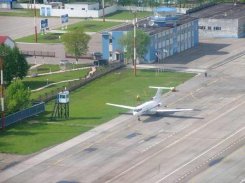 Aeroporto Bugulma: voli