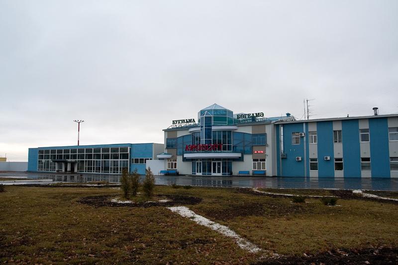 Aeroporto Bugulma: tempo