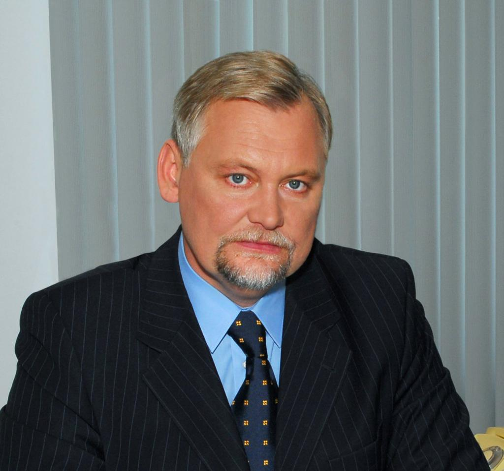 Politik Vadim Bulavinov