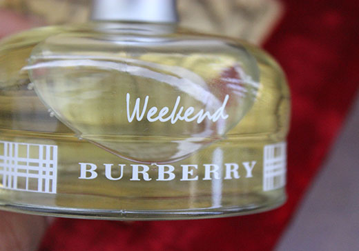 Burberry Weekend в частна колекция