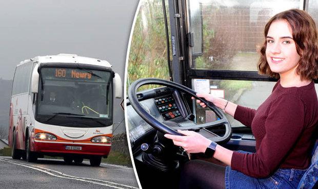 řidič městského autobusu