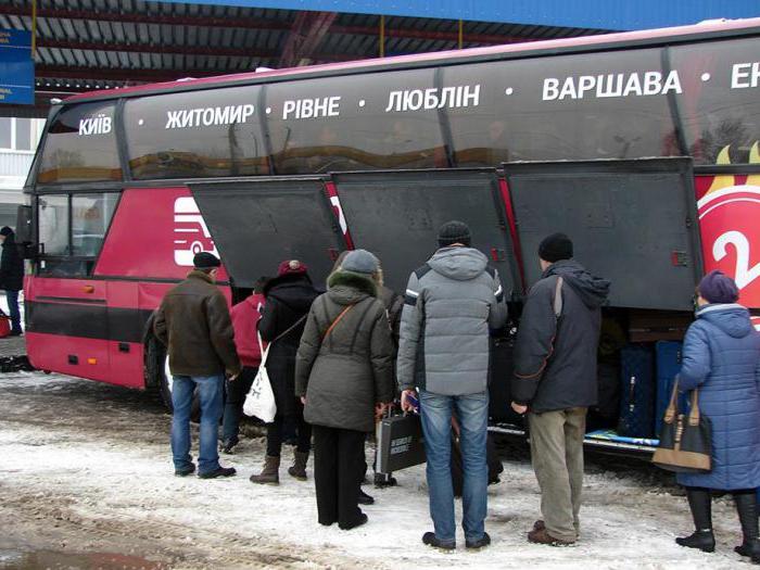 avtobus za prevoznika