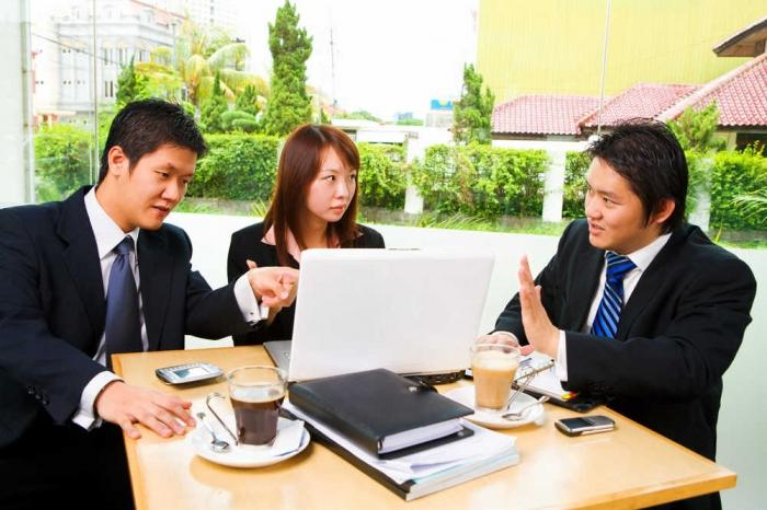 пословни састанак