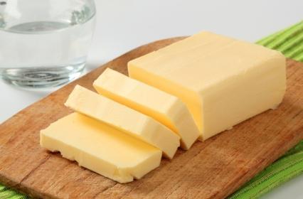 kalorie másla