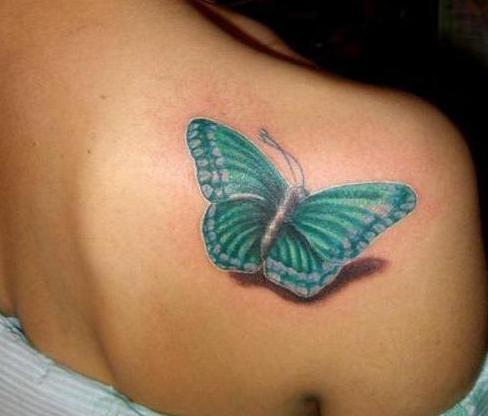 tatuaggio a farfalla che significa