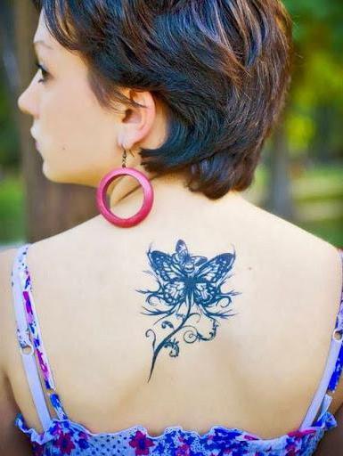 cosa significa un tatuaggio farfalla?