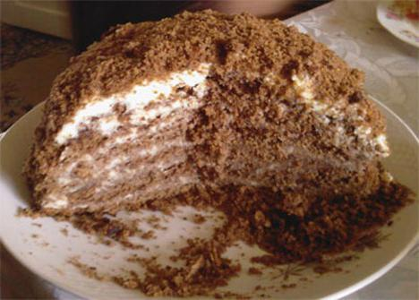 hrana bogova kolača