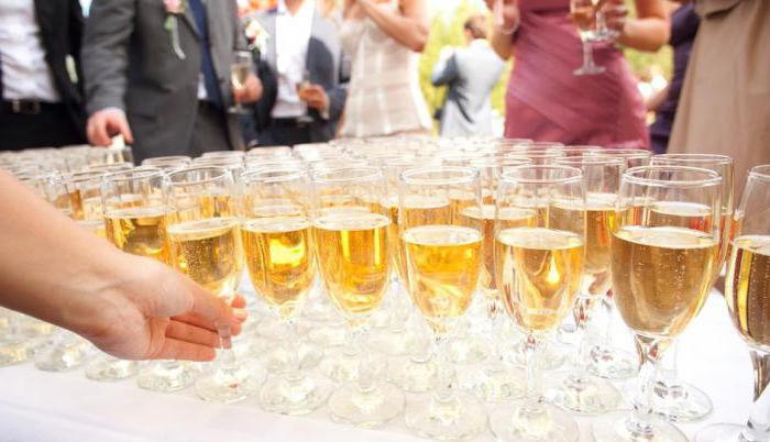 calcolo della quantità di alcol per il matrimonio