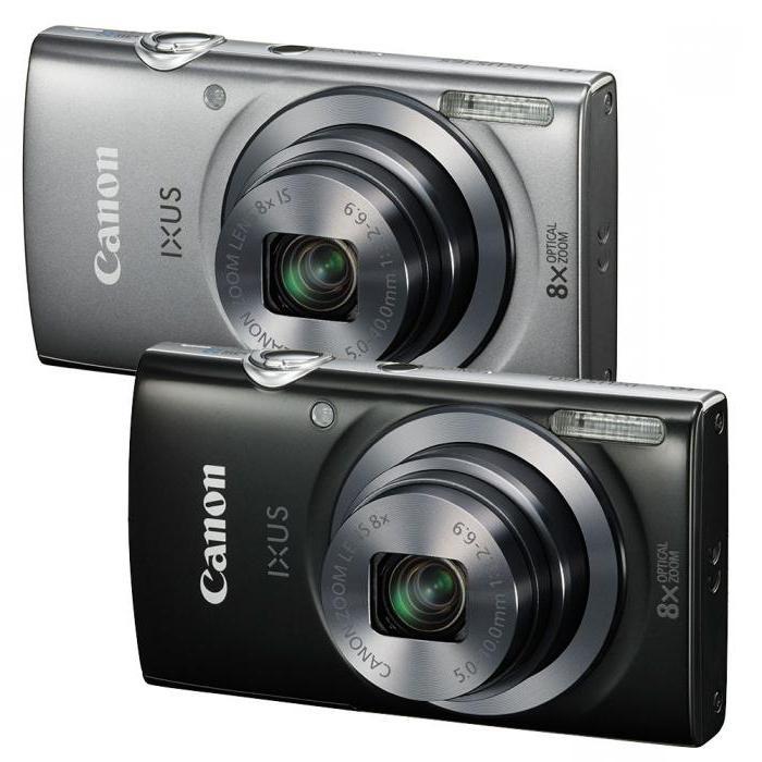 canon ixus 170 pregledi
