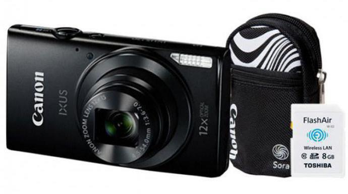 kamera ixus 170
