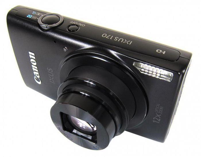 kamera canon ixus 170 pregledi