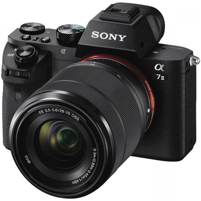 Sony Alpha kamery