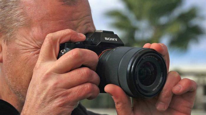 fotocamera Sony alfa 58