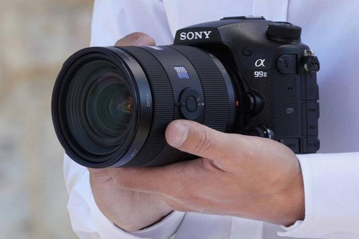 Istruzioni per la fotocamera Sony Alpha 58 per l'uso