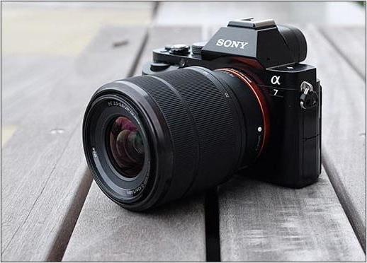 come configurare una fotocamera alfa Sony