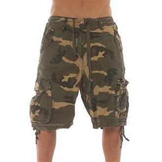 pantaloncini mimetici per uomo