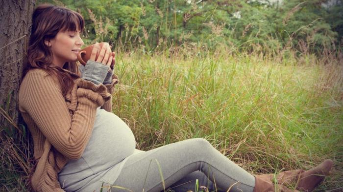 È possibile per il tè verde in gravidanza