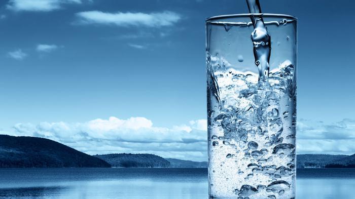 dieta in acqua