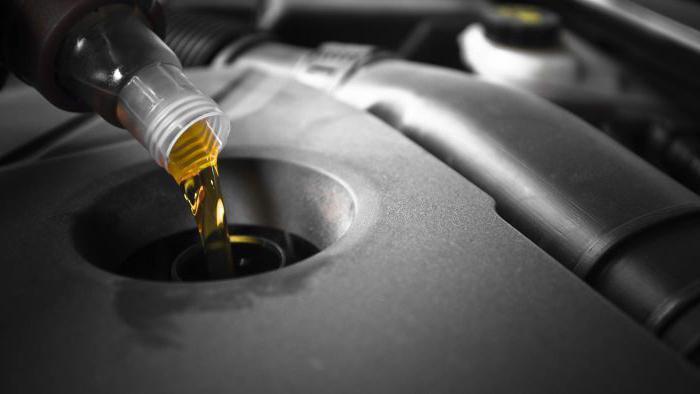 miscelazione olio motore