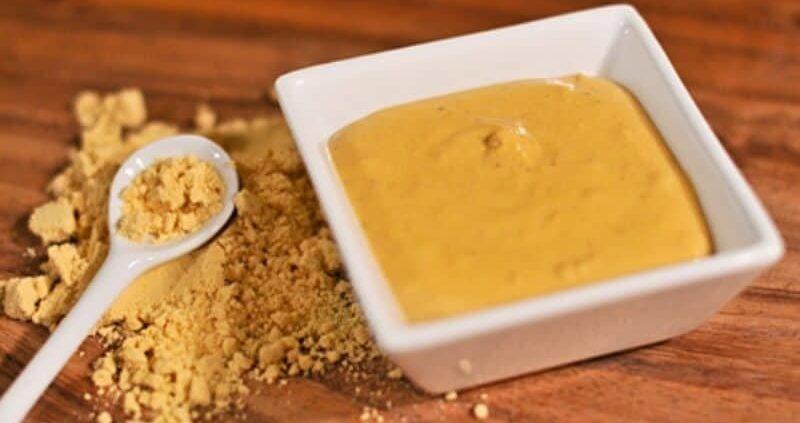 može staviti senf žbuke suhim kašljem