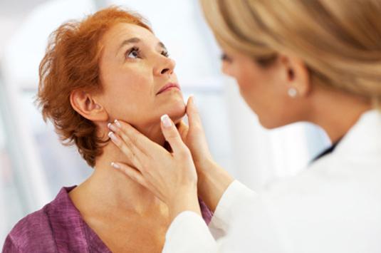 rakovina lymfatických uzlin