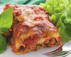 Cannelloni con carne macinata