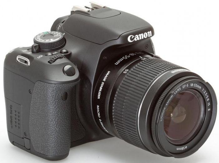 canon 600d kit 18 55