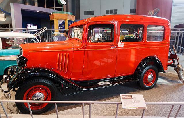 Chevrolet podmiejskich