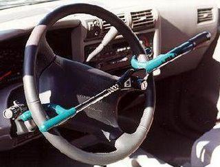 ochrona przed kradzieżą samochodu