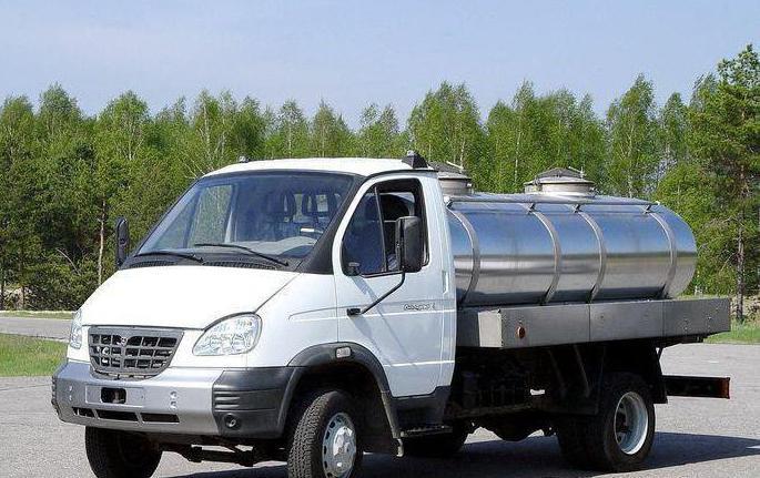 samochód gazowy Valdai