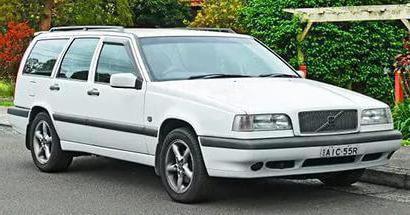 Carro Volvo 850