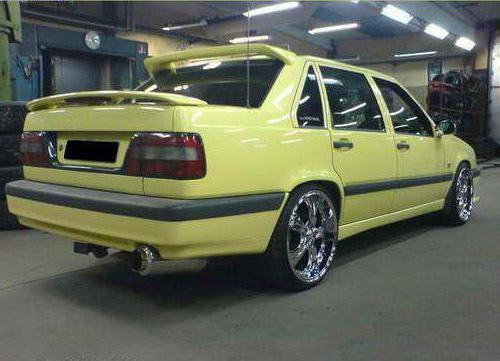 caratteristiche della Volvo 850