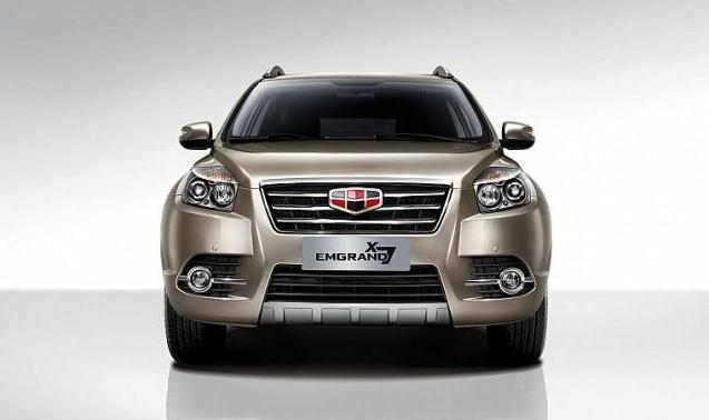 geely emgrand x7 nuovo