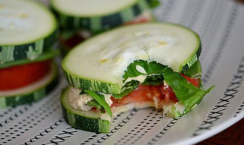 menu dietetyczne bez węglowodanów