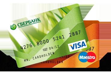 Sberbank kartica