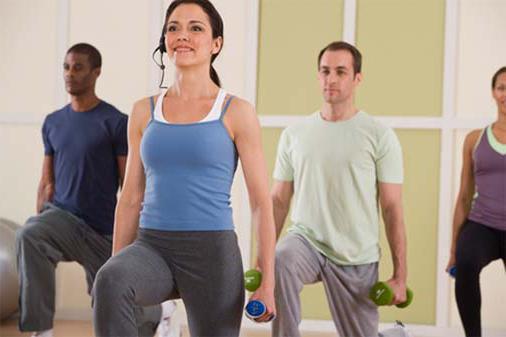 program usposabljanja za kardio
