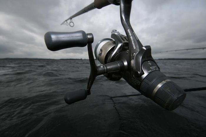 baitraner ribolov reels