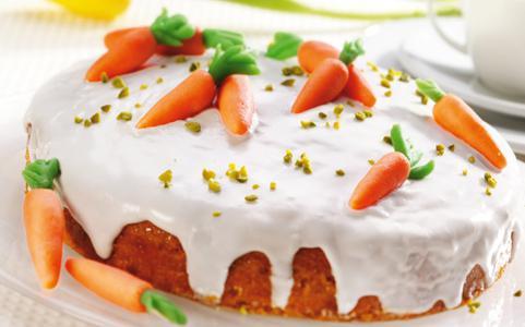 come cucinare la torta di carote