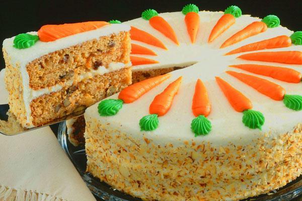 торта от моркови
