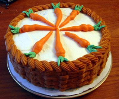 бисквити от моркови