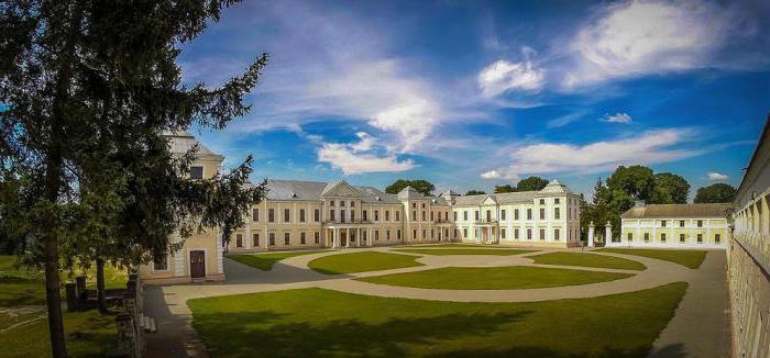 castelli dell'Ucraina